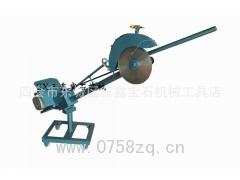 供应各类宝玉石加工机器设备 24寸 大石水切开料机