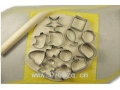 厂家批发烘焙工具,生产铝制蛋糕模具 慕斯圈 凤梨酥圈 饼干模具