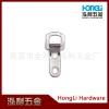 厂家直销 HL-C026 弓形吊环 画框挂钩 双孔吊挂环 不锈钢吊扣