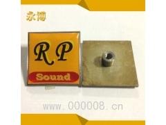 合金标牌厂家生产 音箱设备铝标牌 铝合金铭牌标牌
