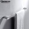 浴室挂架毛巾杆单杆 全铜五金挂件毛巾挂 酒店工程款 直销QN1012A