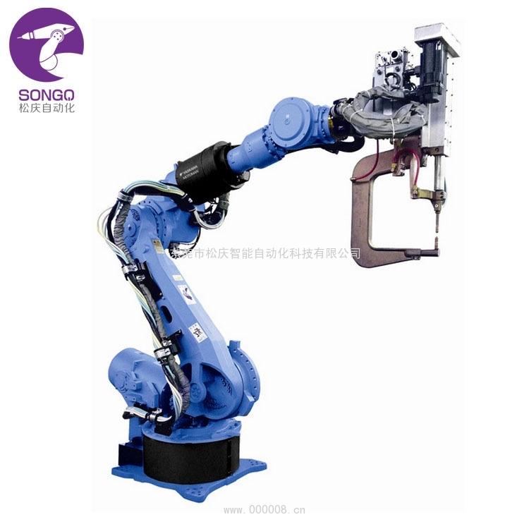 实力厂家直销 专业自动化设备 安川工业机器人——东莞市松庆智能自动化科技有限公司