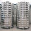 厂家超低价定做 承压不锈钢保温水箱 水塔质量好的不锈钢保温水箱