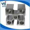 火热招商:厂家直供 高档优质环保铝型材 4040加重型电泳铝型材