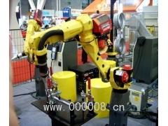 机器人激光焊接 机器人焊接机 机器人自动化 宁波焊接 台州