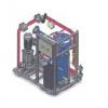 水/水热交换器机组