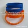 专业生产硅胶手环,凹字入色、凹字不入色、印刷