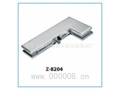 厂家供应 304/201不锈钢玻璃夹 淋浴房五金配件 浴室玻璃门夹
