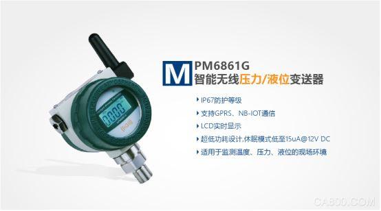 MPM6861G(W)智能无线压力(液位)变送器