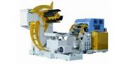 三合一料架矫直送料机三机一体NC伺服送料机一体式送料器