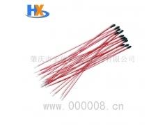 现货10K 50K 100K 1% 2% 3950 NTC小黑头 MF52B漆包线热敏电阻